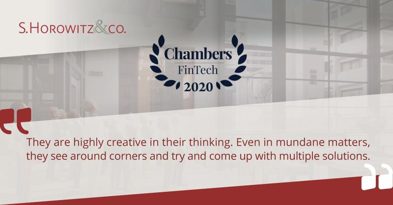 Chambers FinTech 2020