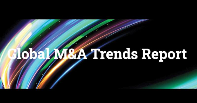 Global MnA trend report
