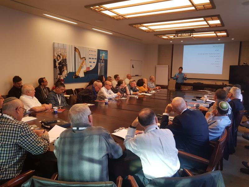 MnA round table
