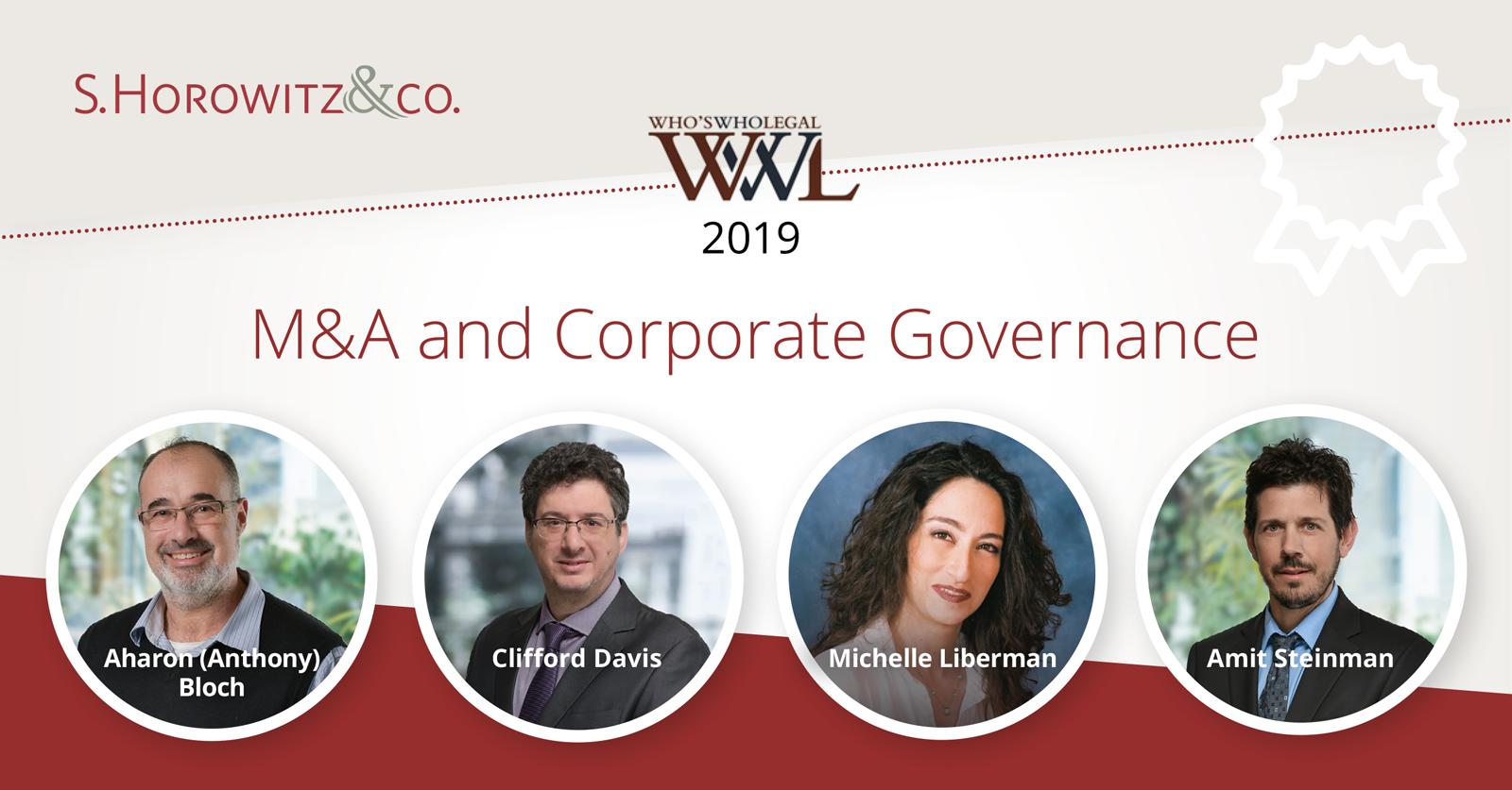 WWL 2019_MnA governance